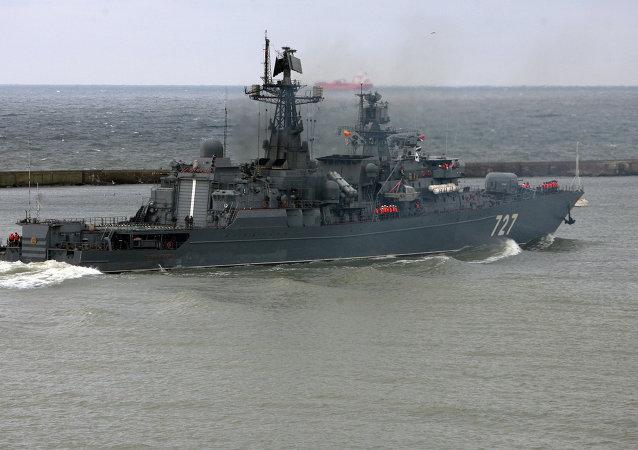 '智者雅罗斯拉夫'号护卫舰