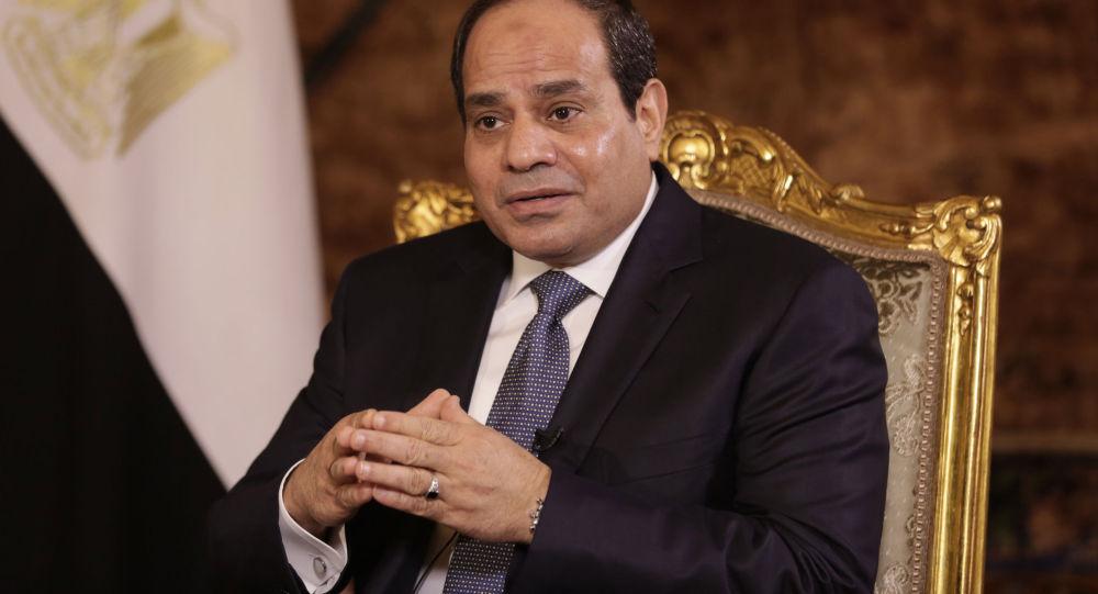 埃及總統將參加莫斯科舉行的勝利70週年慶典