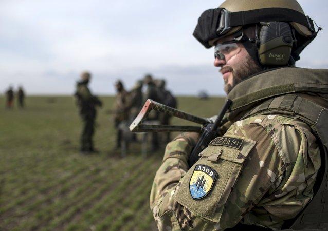 涅茨克共和国指责基辅顿蓄谋在马里乌波尔方向进行挑衅