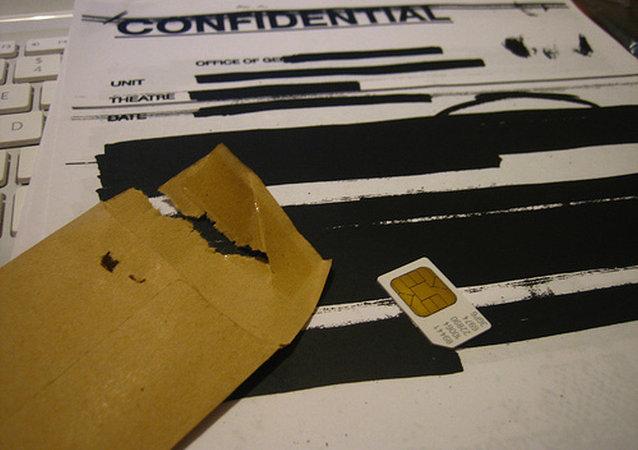 德国一名男子向外国情报机构写信请求录用他