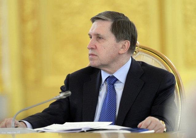 俄总统助理:俄中首脑莫斯科会晤将讨论石油天然气问题