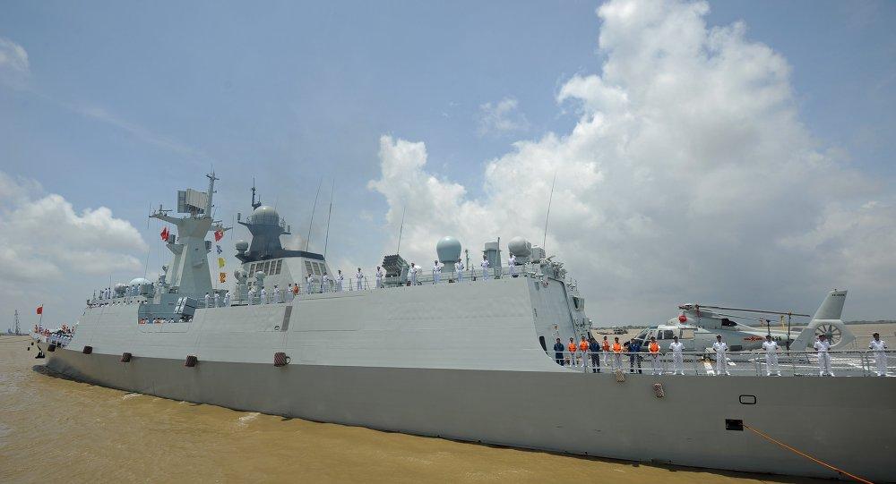俄國防部:俄中艦艇將於14日進入黑海海峽