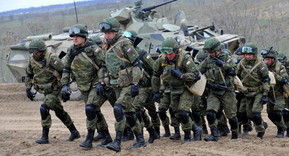 俄羅斯未來將使用機械手為軍人做手術