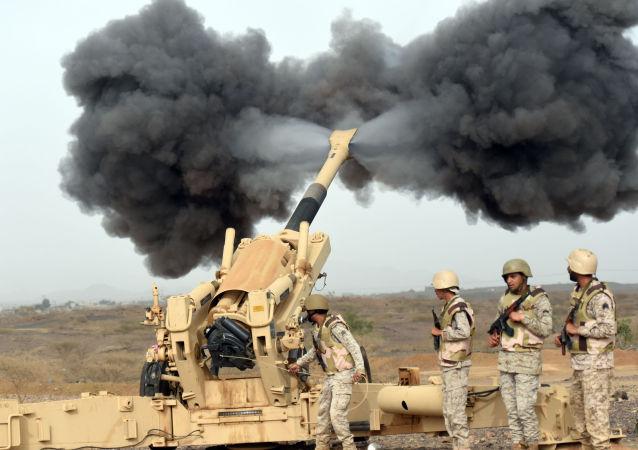 沙特防空部队
