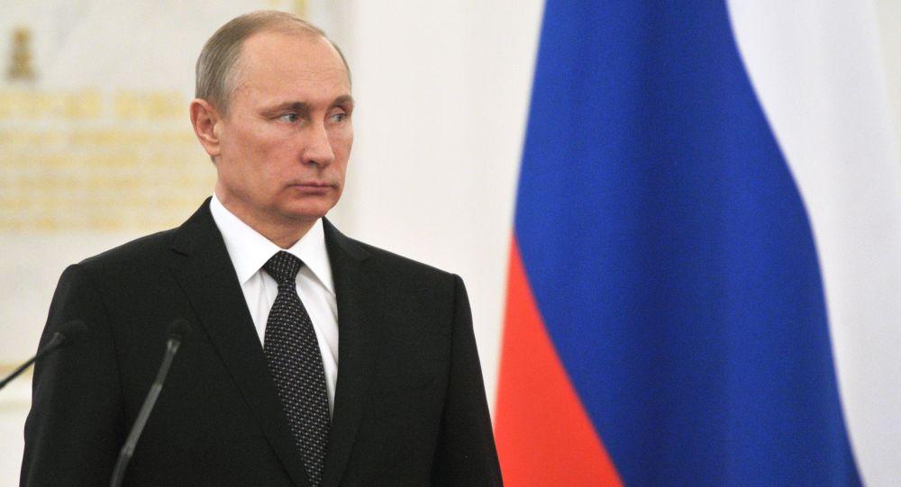 歐洲議會議員:俄總統普京的政策令人欽佩