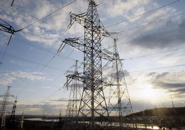 欧亚经济联盟计划建立共同电力市场