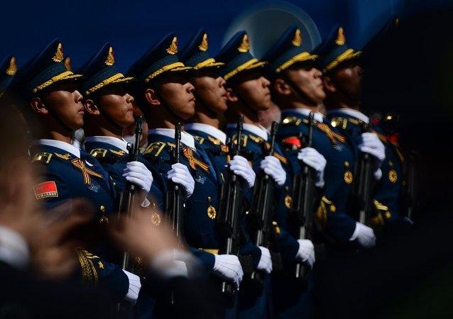 中国国防部:中方派徒步方队参加白俄罗斯独立日阅兵活动