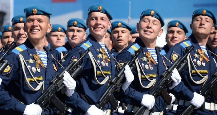 俄罗斯将派部队参加北京抗战胜利阅兵