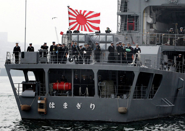 日本海上自衛隊的驅逐艦/資料圖片/