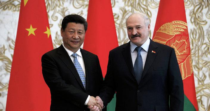 習近平:中方視白俄羅斯為共建「一帶一路」的重要夥伴