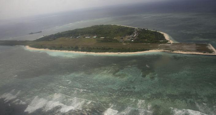 中国或在南海上空建立防空识别区