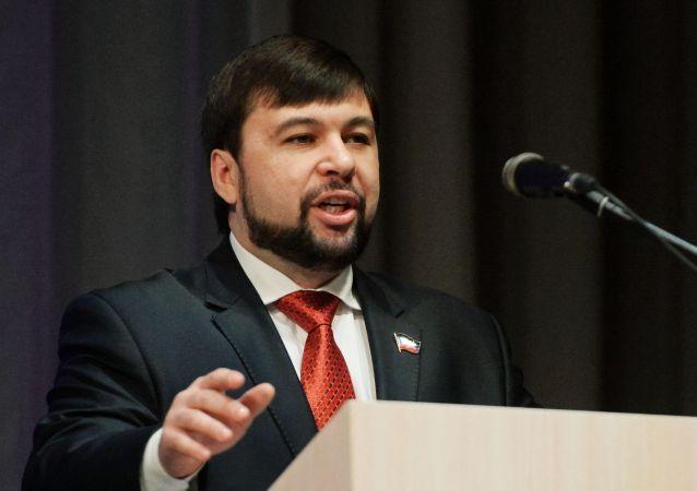 頓涅茨克談判代表呼籲德法兩國領導人就基輔違反新明斯克協議作出反應