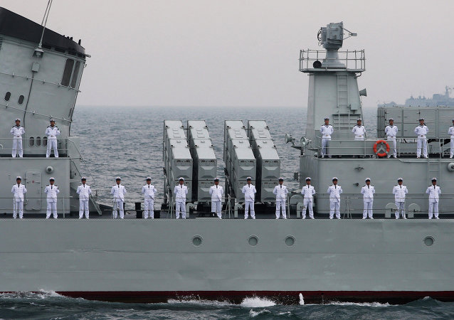 俄罗斯人认为中国海军当今是全球最强三大海军之一