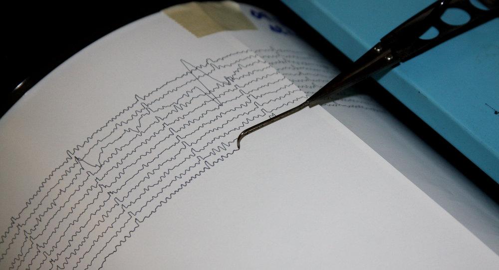 俄勘察加北部發生5.1級地震