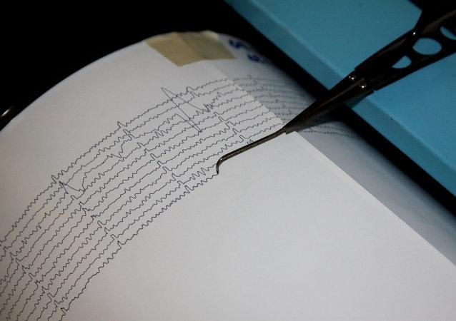 俄勘察加北部发生5.1级地震