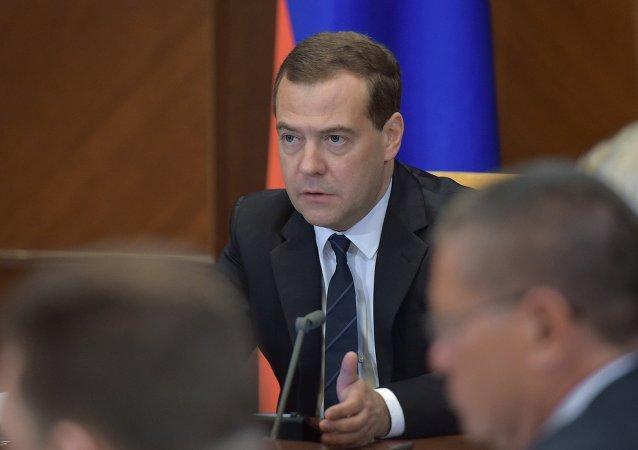 俄總理:歐亞經濟聯盟國家的政策應考慮到世界經濟不穩