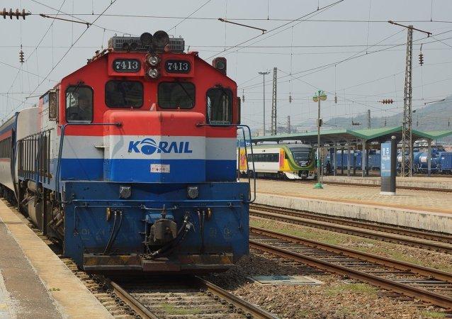 俄副总理:哈桑-罗津铁路项目的未来取决于朝韩关系