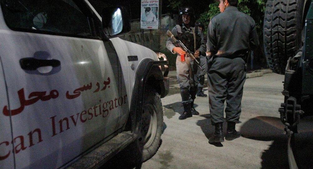 阿富汗酒店遇襲事件系針對印度駐阿大使