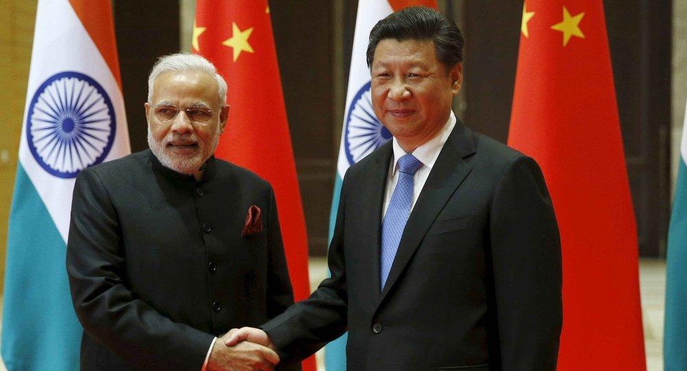 印度總理與習近平討論貿易逆差和投資環境等問題