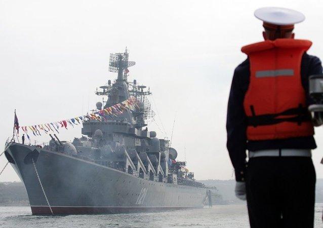 俄黑海舰队:舰队战备未因停电而受到影响