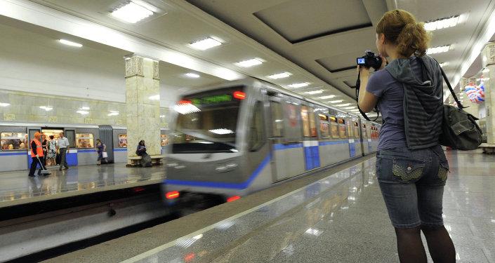 莫斯科的地鐵