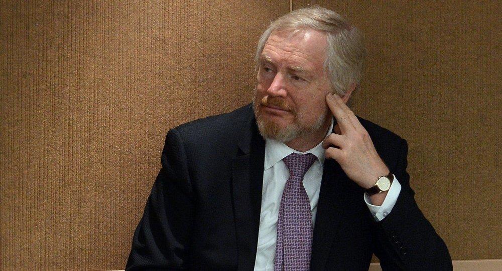 俄羅斯副財長謝爾蓋•斯托爾恰克