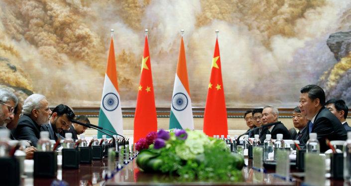 贸易与反恐将成为习近平与莫迪峰会的主要议题