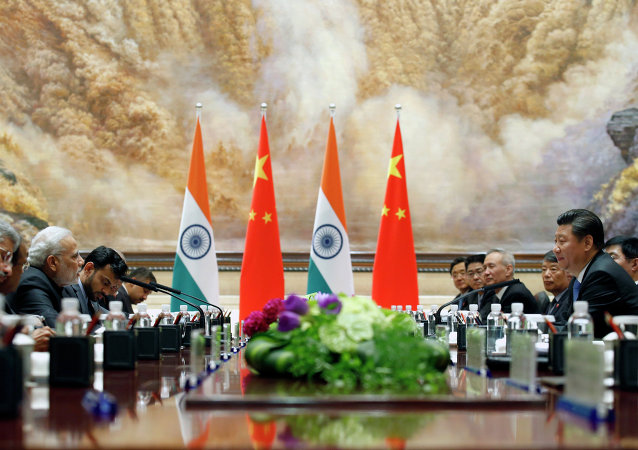 貿易與反恐將成為習近平與莫迪峰會的主要議題