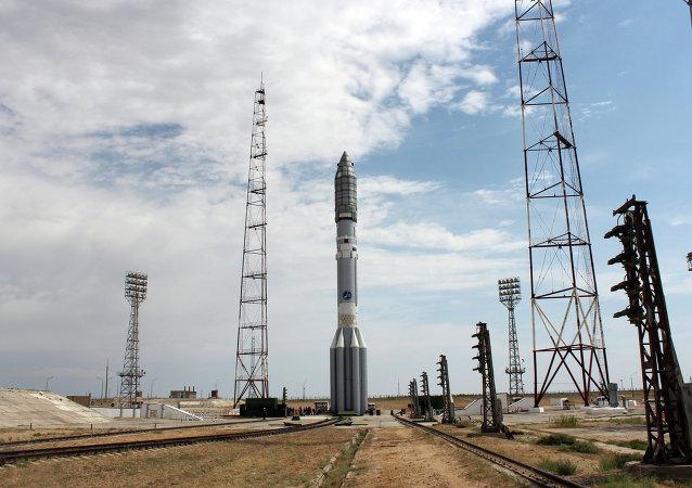 """俄紧急事务部:""""质子-M"""" 火箭不会给居民和经济设施带来威胁"""