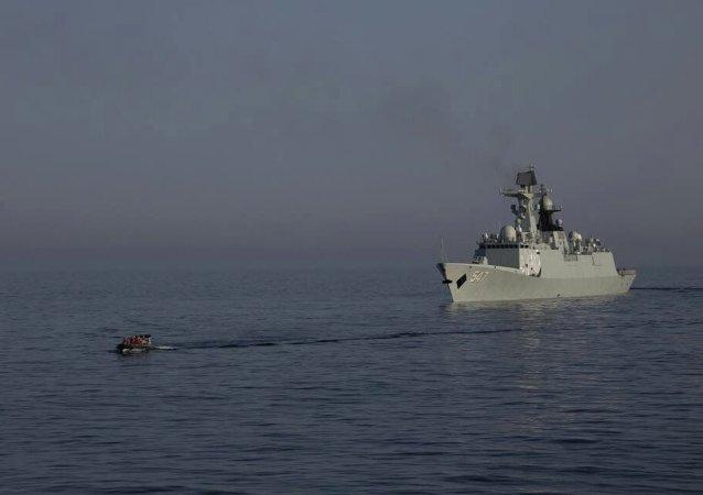 海上聯合軍事演習