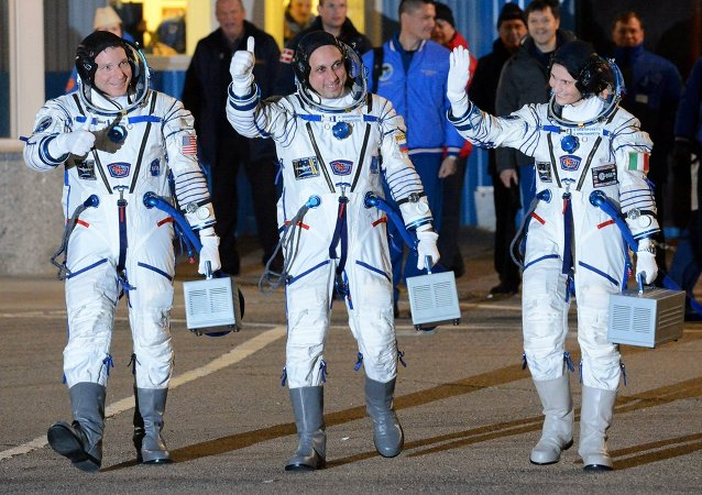 考察組6月11日將從國際空間站登上「聯盟TMA-15M」飛船