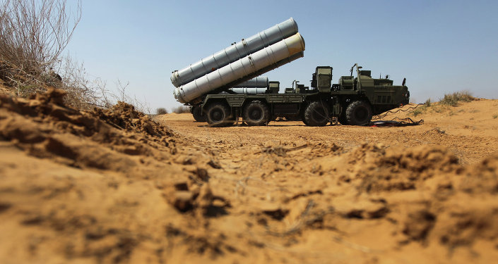 叙利亚认为在获得S-300防空系统之后感到很安全