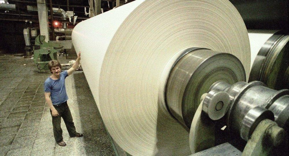 满洲里市政府:前八个月俄罗斯纸浆进口量达20余万吨