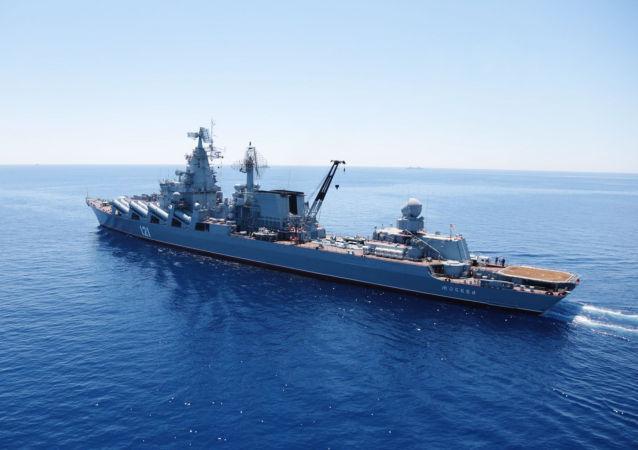 消息人士:雅典不会因美国的法律而禁止俄军舰进入希腊港口