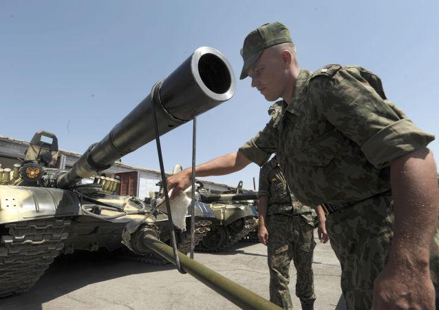 俄向塔吉克斯坦移交新一批武器以保护塔阿边境