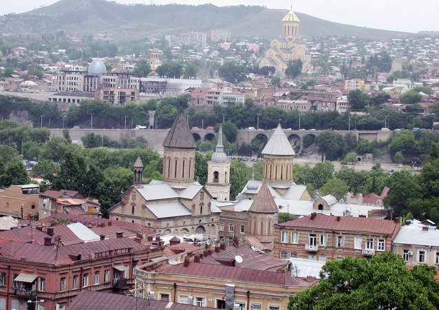 格魯吉亞首都第比利斯