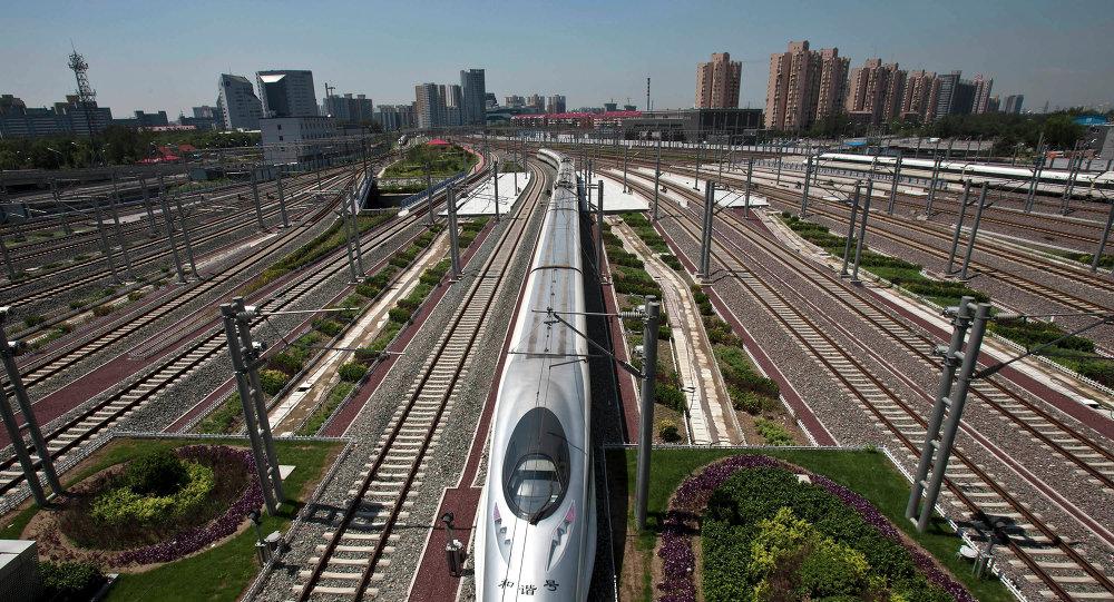 希望俄中能建成莫斯科到喀山的高鐵