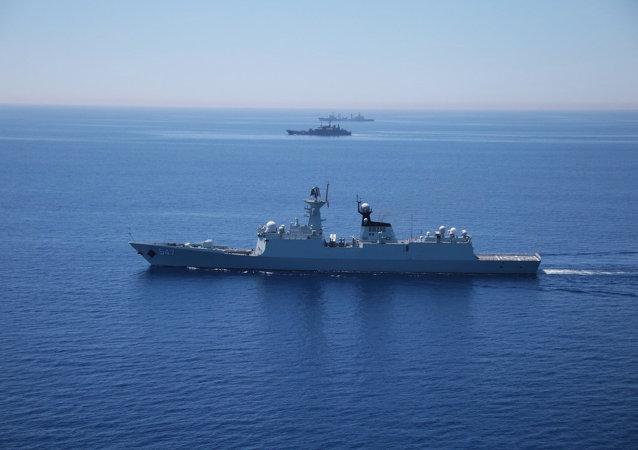 「臨沂」號導彈護衛艦