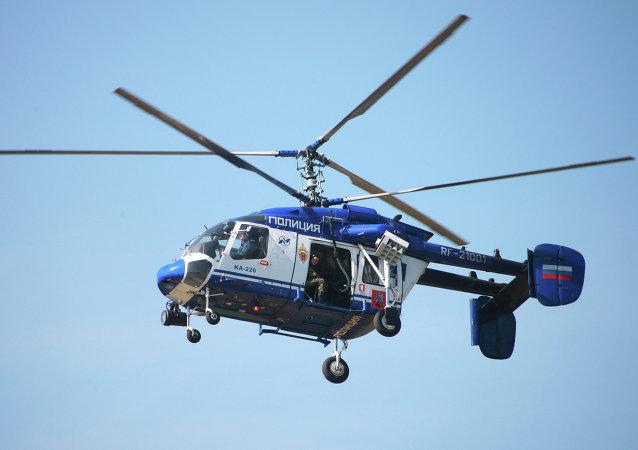 今年底前俄印将开始联合生产卡-226直升机
