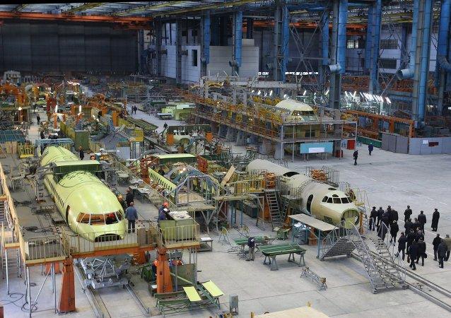 乌克兰安东诺夫飞机厂
