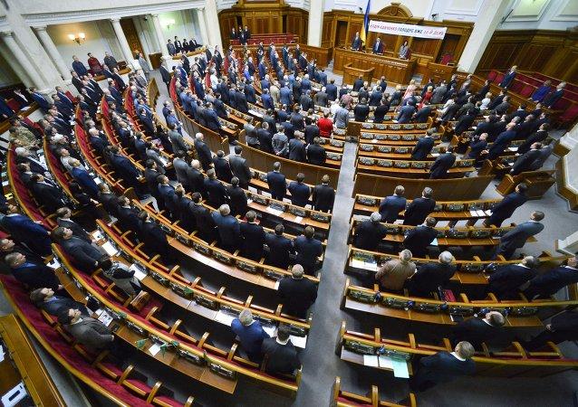 烏拉達通過確立烏克蘭成為北約成員意願的法律
