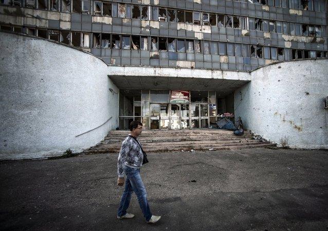 乌东部两共和国在卢甘斯克挫败基辅控制的犯罪小组