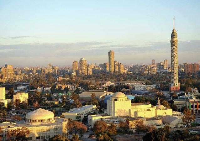 埃及安全部队正在通缉袭击开罗巡警的罪犯