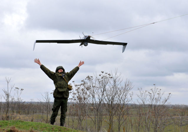 俄军用无人机将在远东六区执行火灾监测任务