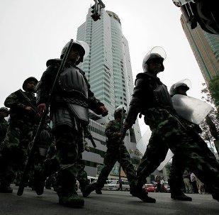 中国向黑恶势力发出最后通牒