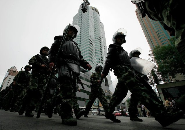 中國向黑惡勢力發出最後通牒