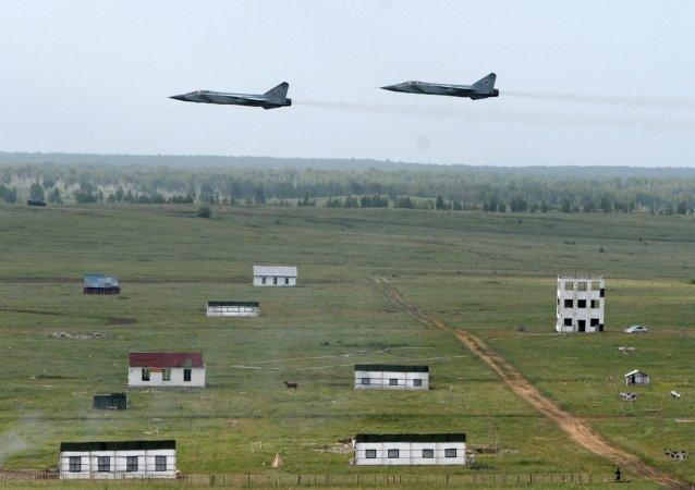 俄國防部:俄中部軍區戰備突擊檢查涉及約15萬軍人