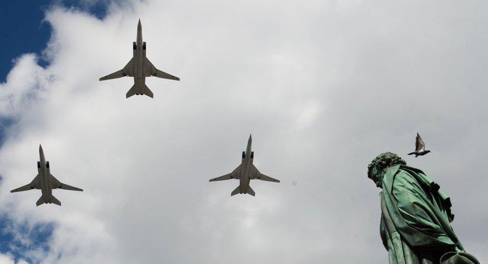 聯合航空製造集團:俄空天軍將從2021年起開始接裝圖-22M3M轟炸機