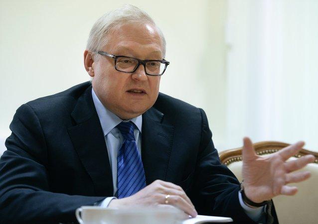 俄羅斯聯邦外交部副部長謝爾蓋·里亞布科夫