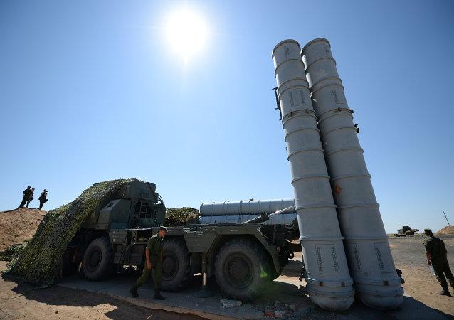 2017年底哈萨克斯坦将让5个S-300营进入战斗值勤